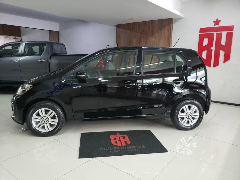 Foto numero 2 do veiculo Volkswagen Up MOVE TSI - Preta - 2019/2019