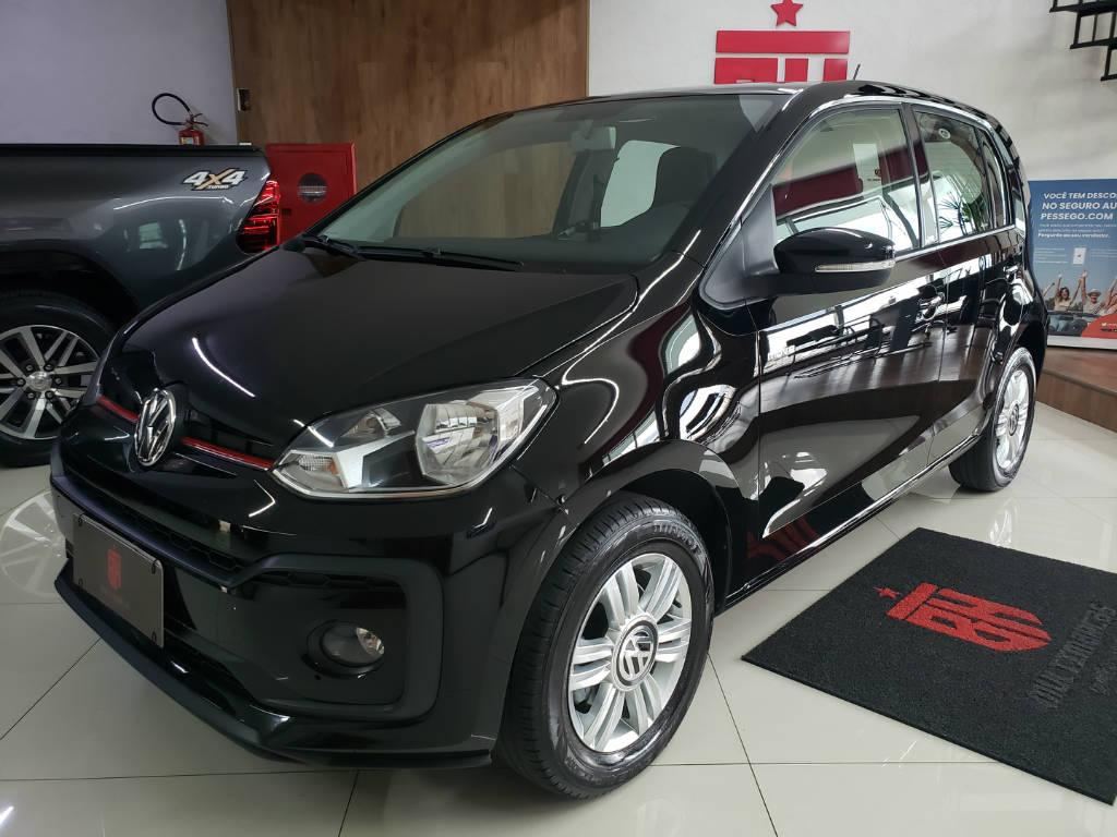 Foto numero 3 do veiculo Volkswagen Up MOVE TSI - Preta - 2019/2019
