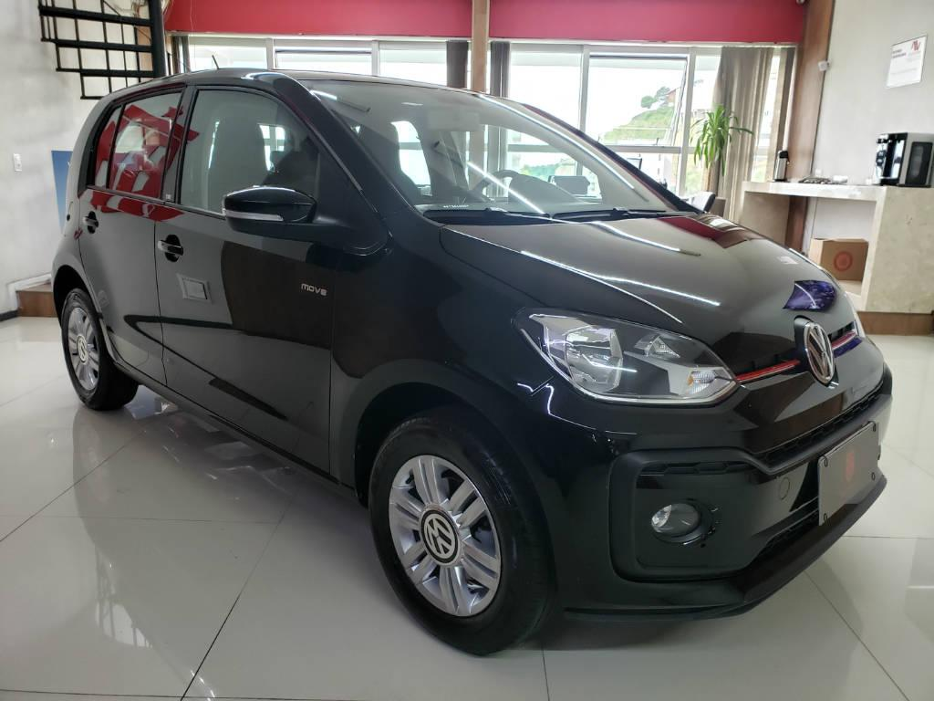 Foto numero 5 do veiculo Volkswagen Up MOVE TSI - Preta - 2019/2019