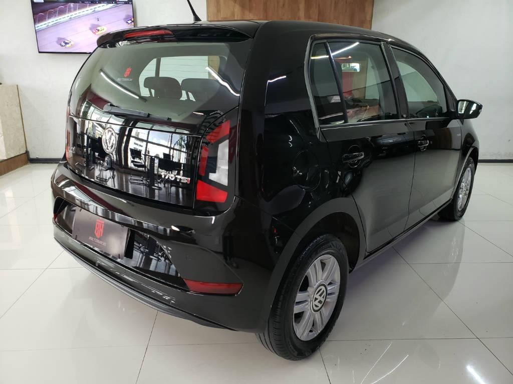 Foto numero 6 do veiculo Volkswagen Up MOVE TSI - Preta - 2019/2019