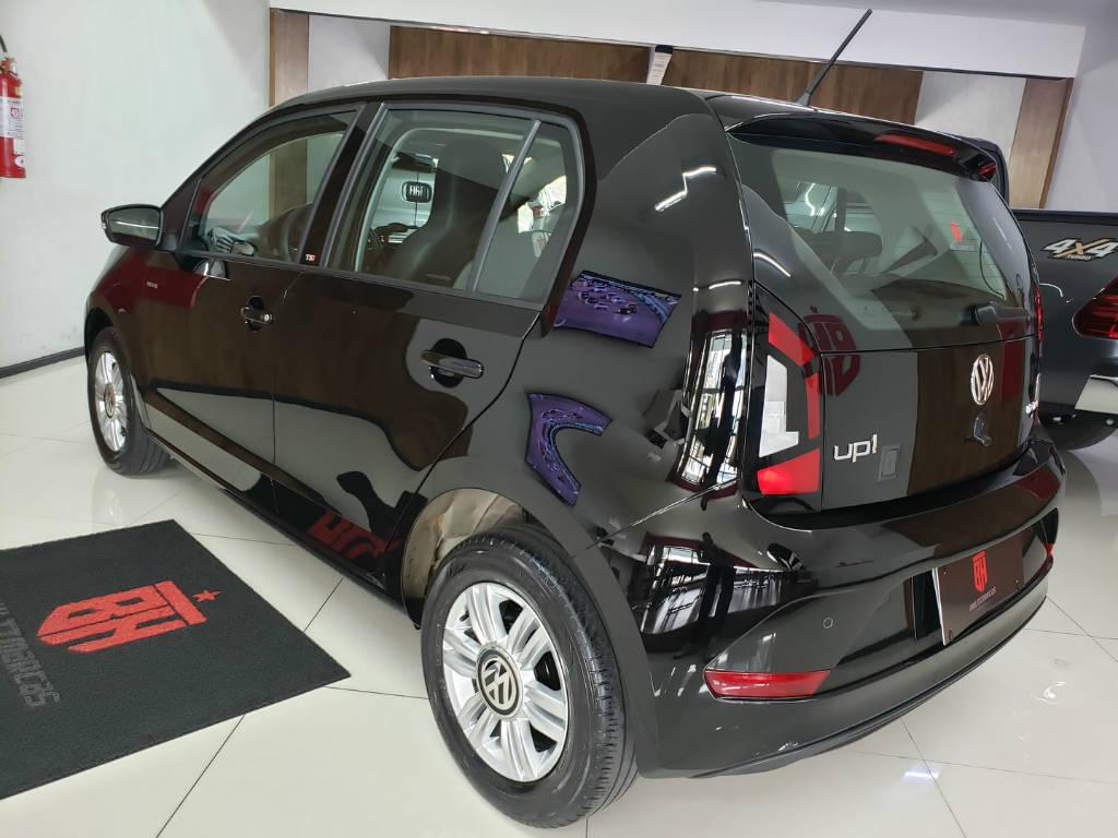 Foto numero 8 do veiculo Volkswagen Up MOVE TSI - Preta - 2019/2019